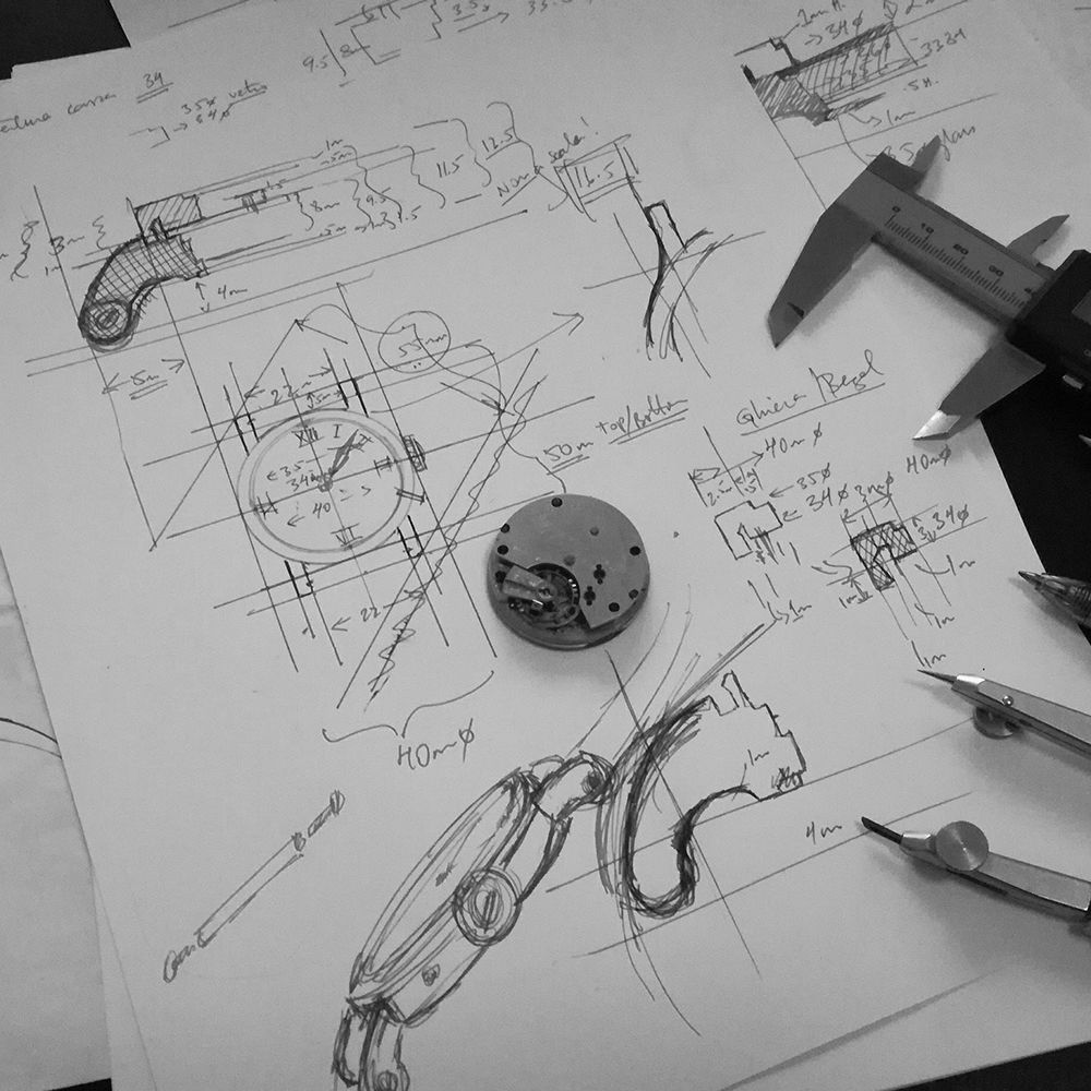 General designs and measurements.