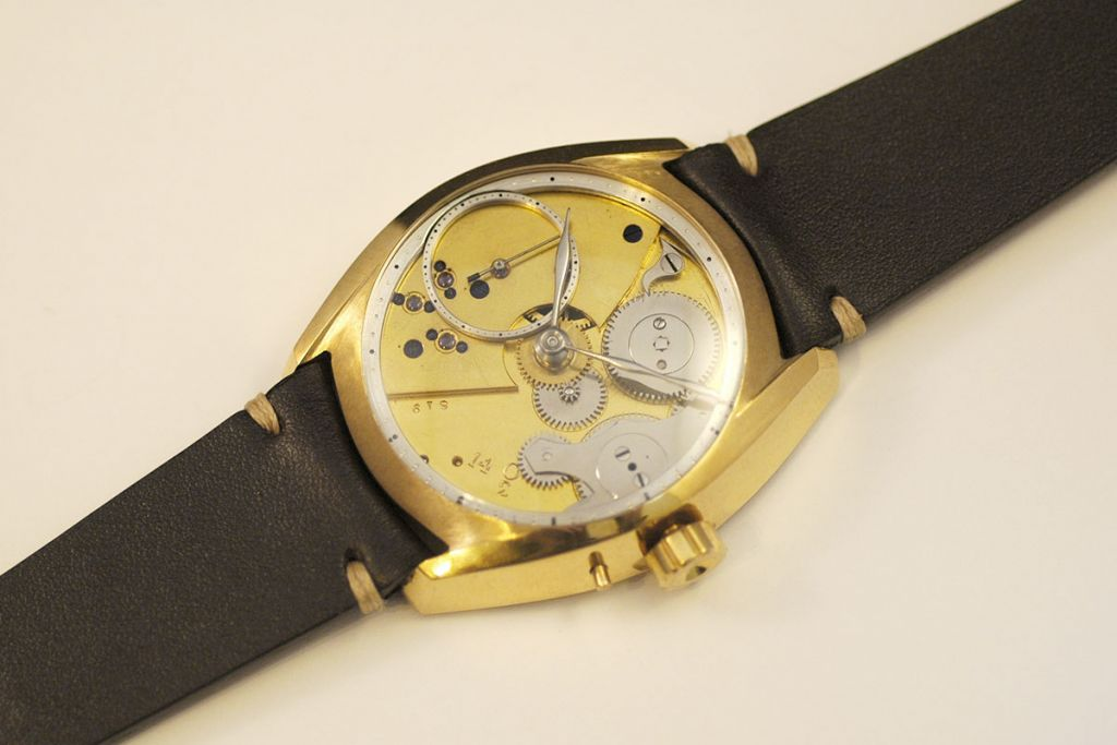 Coggiola Watch Roma - Gowland Brothers London No. 819