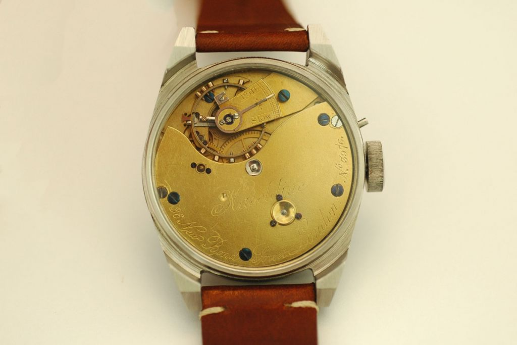 Coggiola Watch Roma - Victor Kullberg for Haseldine London